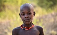Ebore Boy (Rod Waddington) Tags: africa african afrique afrika äthiopien ethiopia ethiopian ethnic etiopia ethnicity ethiopie etiopian omo omovalley ebore abore tribe traditional tribal portrait people boy child culture cultural beads outdoor