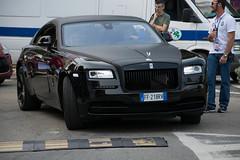 Rolls Royce Wraith (an4cron) Tags: auto 2017 motor car torino parcodelvalentino salone concept show