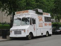 Bud the Spud (D70) Tags: bud spud kurbmaster van chip truck canon powershot s120 springgarden halifax novascotia inexplore