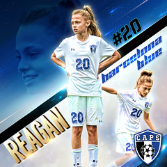 Reagan_CAPS_Graphic (Sideline Creative) Tags: capturingthemoment soccer sportsedit socceredit sportsedits socceredits digitalart graphicdesign