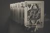 IMG_7646 (luizcarloscg57) Tags: cards queen poker chip quads vertical cartas damas fichas clubs spades hearts diamons sepia pb black white copas paus espada rainha dama ouro canon t5 rebel eos
