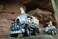 Indiana Jones and the Raiders of the Lost Ark 1 (mononoeil) Tags: lego indiana indianajones raider raiders lost ark famous ford lucas disney mononoeil photographer artist alsace france strasbourg colmar brick