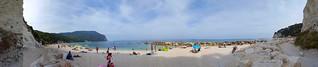 Sirolo, Spiaggia