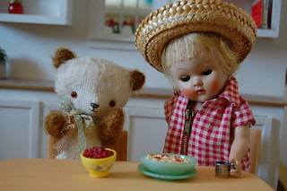 Ginny and Bismark