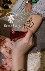 Henna Tattoo 印度彩繪 x Party