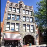 Helena Montana  ~ Atlas Block ~ Helena Historic District ~ Pinacle thumbnail