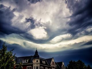 My Thursday Sky