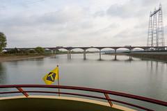 _DSC7663 (durr-architect) Tags: spiegelwaal ruimte room river waal nijmegen netherlands high water flood island bridge nevengeul