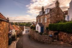 Crail village (ola_er) Tags: crail scotland nikon village quaint picturesque old architecture building