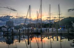 Early Morning at the Marina (maj22443) Tags: sunrise potomac river