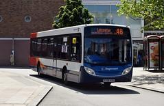 KX08 KYW (markkirk85) Tags: coventry bus buses man 14240 alexander dennis enviro 300 stagecoach midlands new midland red south 52008 39684 kx08 kyw kx08kyw
