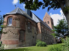 Grouw, Sint Piterkerk, traces of time (Alta alatis patent) Tags: grou grouw sintpiterkerk church time traces