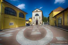 In fondo...la chiesa!!! (Gianni Armano) Tags: chiesa casalbagliano alessandria piemonte italia foto gianni armano photo flickr