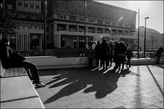 DR151107_1302D (dmitryzhkov) Tags: sun sunshine sunday sunlight shadow shadows group crowd kid kids metro subway sundog glare flare glarelens bench sit seat sitting art city europe russia moscow documentary journalism street urban candid life streetlife outdoor streetscene close scene streetshot image streetphotography candidphotography streetphoto moment light photography shot people population resident inhabitant person live portrait streetportrait candidportrait unposed public face look stranger man men woman women lady sony alpha day daylight lights black blackandwhite bw monochrome white
