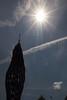 Eternal flame (grundi1) Tags: sony alpha 68 a68 ilca68 sigma1770f2845dcmacro kärnten carinthia pyramidenkogel turm tower sun sonne gegenlicht blau blue sigma 1770 f2845