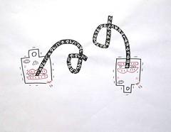 foolish drawing (ksaito57) Tags: art foolish drawing humorous irony joke