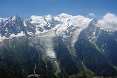 Massif du Mont Blanc (bernarddelefosse) Tags: montblanc montagne massif chamonix hautesavoie rhônealpes
