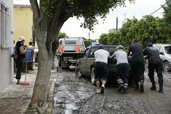 71_273_21140_1871737698_IMG_9258 (Pancho Domínguez) Tags: lluvias sjr sanjuandelrío querétaro querétaroestáennosotros qro hombroconhombro apoyo inundación xajay starosa