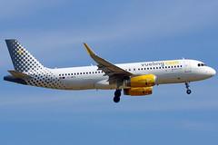 EC-MER  A320-232 Vueling (Antonio Doblado) Tags: barcelona elprat airbus a320 320 ecmer vueling