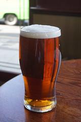 Greene King IPA - Acton, UK (Neil Pulling) Tags: beer greeneking pint wetherspoon acton london pub realale theredlionpineappleacton