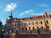 Wawel, Old Town, Kraków 30.6.17 - 3.7.17 (aoifegray) Tags: wawel poland krakow architecture colourfulbuildings urban citycentre city oldtown history wawelcastle