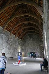 P1000060 - Doune castle (retainer's hall) (marc_vie) Tags: schottland scotland doune castle chateau burg perthshire