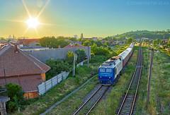 92 53 0 64 1138-8 RO-SNTFC (Vlady 29) Tags: diesel da gm power passenger people romania railway rail cfr craiova calatori