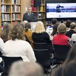 Normand Charbonneau, Chief Operating Officer of Library and Archives Canada / Normand Charbonneau, chef de l'exploitation à Bibliothèque et Archives Canada thumbnail