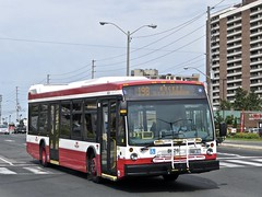 Toronto Transit Commission 8626 (YT | transport photography) Tags: ttc toronto transit commission nova bus lfs