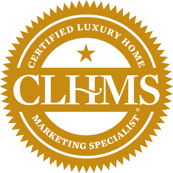 recognized designation for performance in luxury real estate