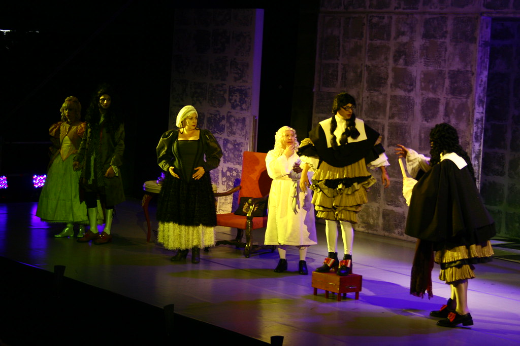 an analysis of the play the imaginary invalid The imaginary invalid is a comedy-ballet by jean baptist moliere in three acts  the work has the characteristics of an opera and a play.