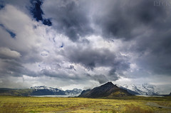 Vatnajökull (Russell Eck) Tags: beautiful moss growth mountains glacier vatnajökull dynamic skies clouds iceland russell eck project odyssey travel nature landscape ngc