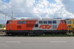 Diesel Locomotive SWIETELSKY/RTS Series 2143