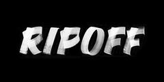 RIPOFF.