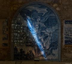 Saint Georges (BenoitGEETS-Photography) Tags: saintgeorges épée sword lisbonne carmes d3200 nikon lisboa geets benoitgeets misterblue