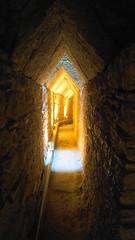 Tillbakavägen. (Veli Vilppu) Tags: 1036m 490m archaeological borås egeiskahavet eupalinos eupalinostunnel greece grekland mountkastro museum mäkikihniä pythagorion samos velivilppu aqueduct belysning galler hjälm huka kanal kiltak odysseus sten sverige sweden tunnel vackert veli vilppu ευπαλίνειοόρυγμα