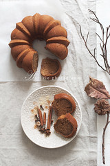 spice banana cake (asri.) Tags: 2017 topview homemade baking foodstyling foodphotography stilllifephotography 50mmf14