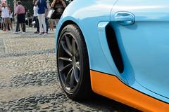 Porsche Carrera GT4 (an4cron) Tags: auto 2017 motor car torino parcodelvalentino salone concept show
