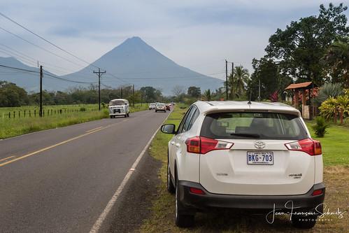 Volcán Arenal - © 2017 Jean-François Schmitz