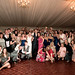 Rollercoaster Sarah and Mark, Private marquee, Seend, Wiltshire