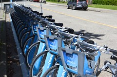 Mobi Public Bikes, Vancouver (eaglelam89) Tags: vancouver bc canada summer june 2017