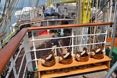 El Velero Rumano Mircea es un velero del tipo barca de tres mástile  (26) (javier_cx9aaw) Tags: elero rumano mircea