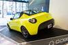 Toyota SF-R Concept - 2015