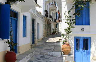 Skopelos Chora