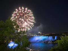 Niagara Falls-6270617 (twdenman) Tags: niagarafalls americanfalls niagarafallsatnight waterfalls fireworks