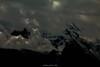 Dark Peaks (Frédéric Fossard) Tags: paysage montagne nature grain texture atmosphère dramatique sombre dark lumière ombre nuages tourmente orage hautemontagne alpes hautesavoie massifdumontblanc midiplan glacier altitude aiguilleduplan aiguilledumidi chamonix aiguillesrocheuses cimes arête éperonrocheux
