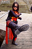 IMG_5541.jpg (Neil Keogh Photography) Tags: hero dickgrayson baton dc robe boots bulletbelt gold pants dccomics comics red female utilitybelt new52 cloak jumpsuit top mask batman cosplay redrobin black bullets cosplayer yellow bat robin