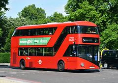 DSC_5866w (Sou'wester) Tags: bus buses publictransport psv london londontransport lt lrt tfl hydeparkcorner piccadilly route9
