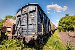 Old Rail Carts