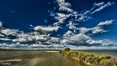 Cloudy (j૯αท ʍ૮ℓαท૯) Tags: clouds cloudy water landscape